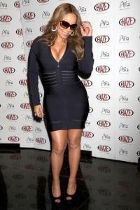 Mariah Carey mit Sonnenbrille