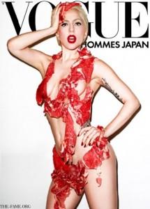 Lady Gaga zeigt nacktes Fleisch