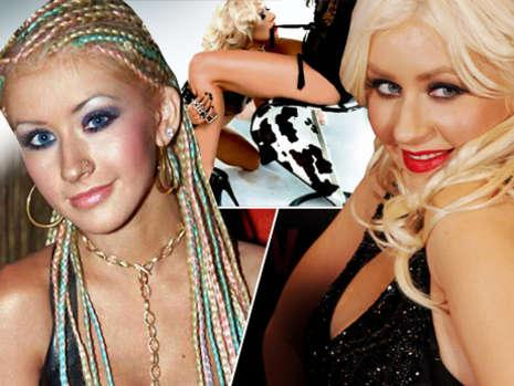 Christina Aguilera 30. Geburtstag