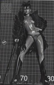 Nacktfotoskandal von Rhianna