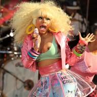 """Nicki Minaj und ihr Nippelbitzer bei """"Good Morning America"""""""