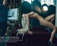 Lady Gaga mal wieder nackt