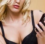Mit sexy SMS und MMS den Tag versüßen