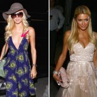 Wo ist das Dekolleté von Paris Hilton