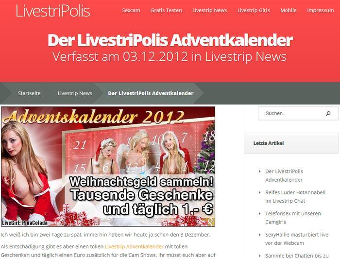 livestripolis advent