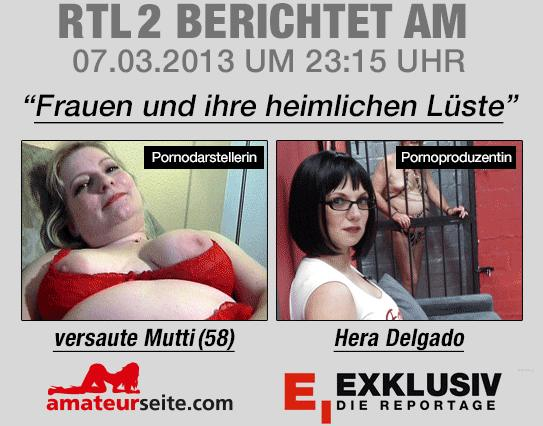RTL2 Exklusiv Erotikbericht