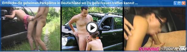 Parkplatz Sex in ganze Deutschland