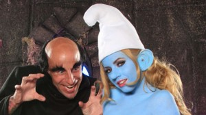 This ain´t the smurfs