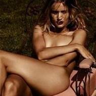 Topmodels posieren für Nacktshootings